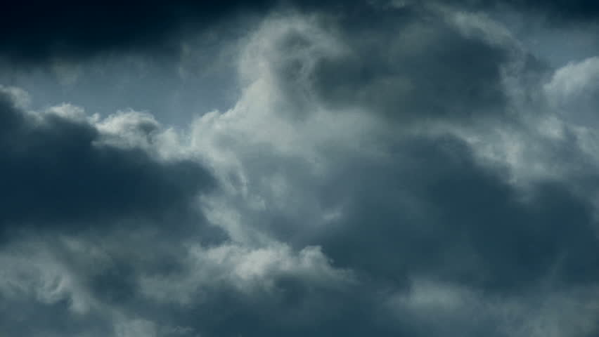 Spectacular clouds cover sky,Altocumulus,dusk. gh2_00503