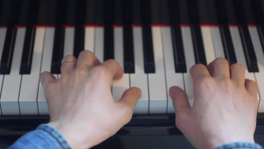 Piano Practice, Classical Music, with Stock Footage Video (100%  Royalty-free) 6426194 | Shutterstock
