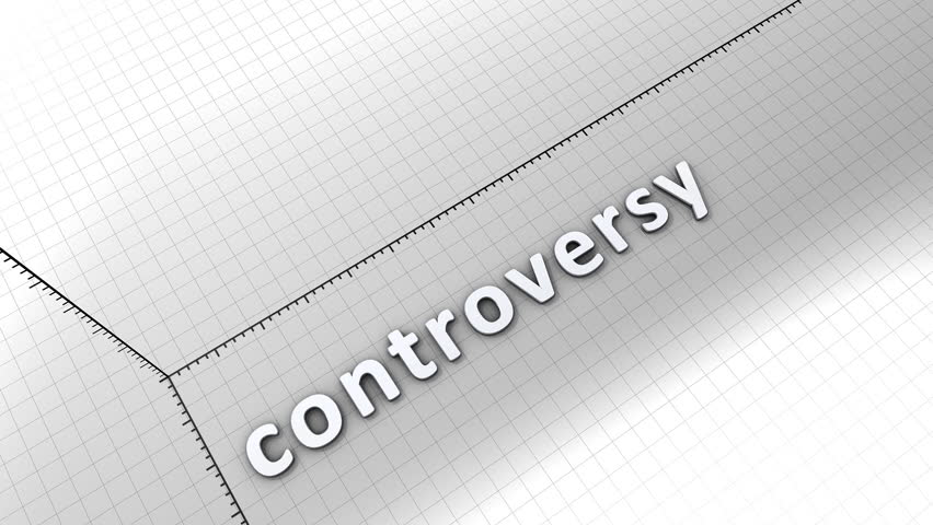 Growing chart graphic animation, Controversy. | Shutterstock HD Video #6524084