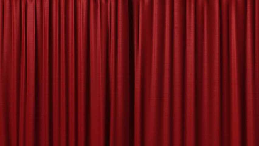 Opening Red Curtain Stock Footage Video 653644 | Shutterstock
