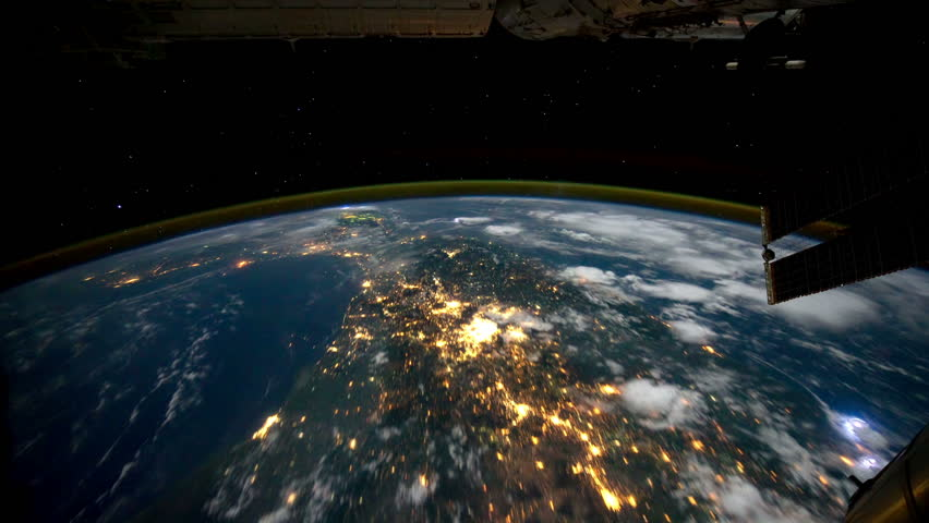 Created with Public Domain images from Nasa that have been color corrected, de-noised and edited into a time lapse sequence. Ready for use in any production. | Shutterstock HD Video #6694055
