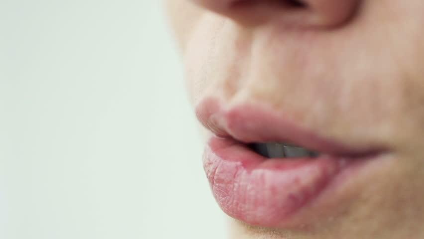 Mouth Talking Stock Footage Video   Shutterstock
