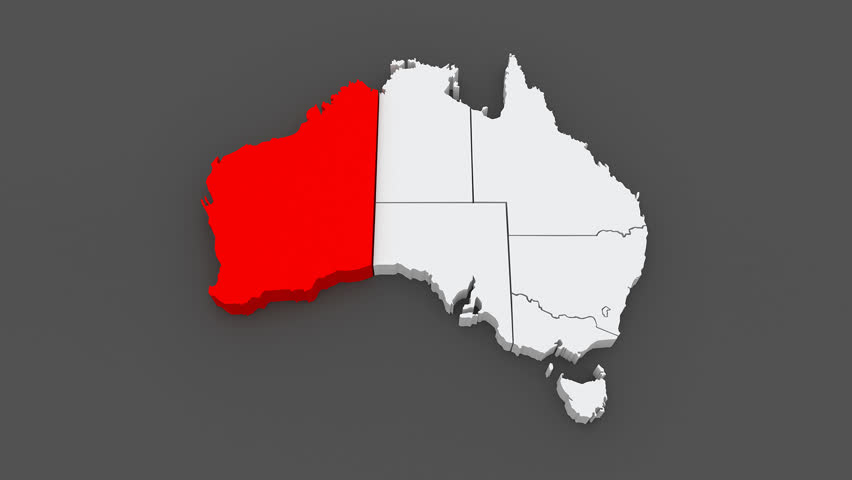 Free 3d Map Of Australia.Map Of Australia 3d Stock Footage Video 100 Royalty Free 6736024 Shutterstock