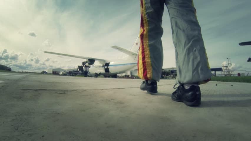 Header of aerodrome