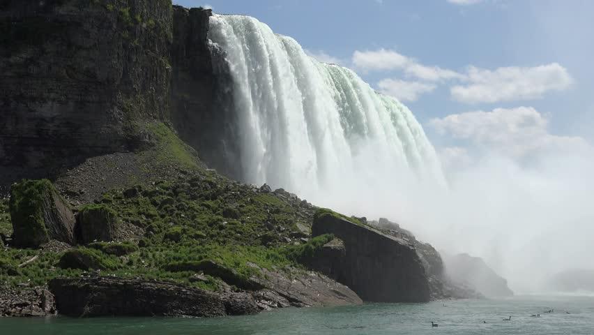 Waterfalls, Water Falls, Cascades