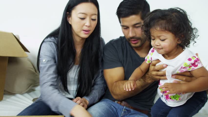 Family Eating Ice Cream Stock Footage Video 4799252 -5174