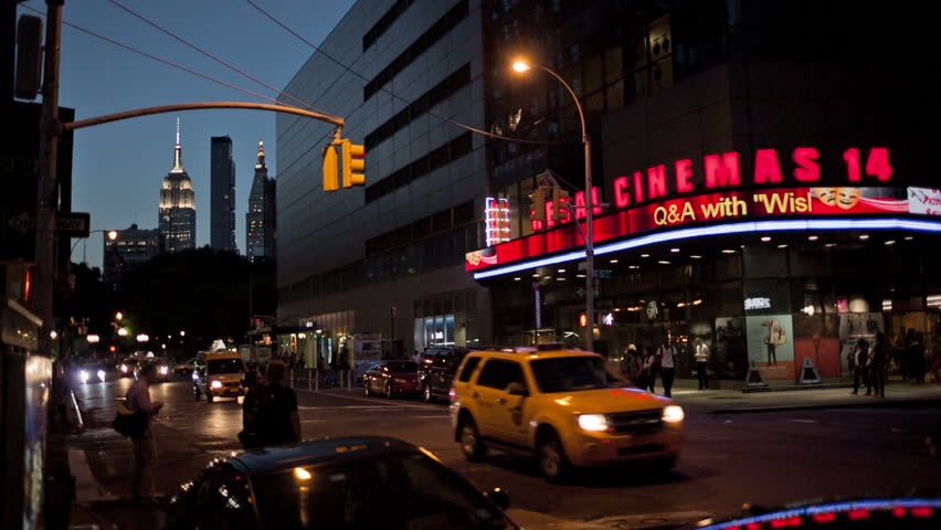 Movie theartres in nyc