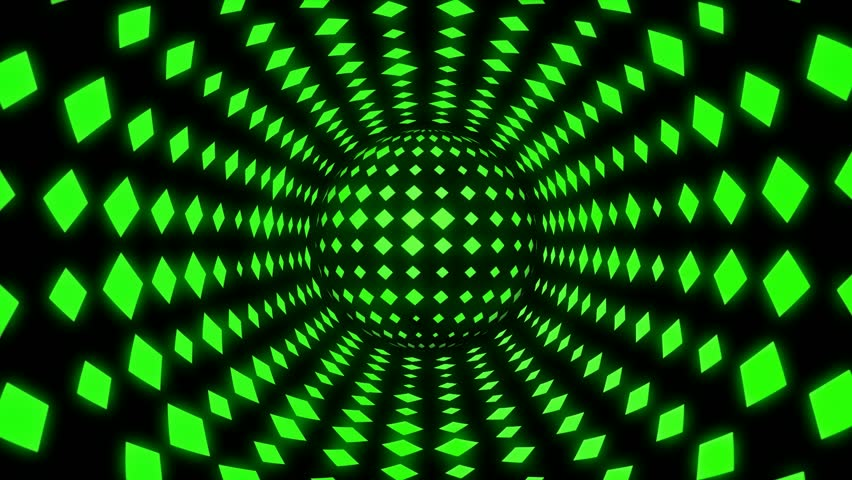 4k Disco Hypnotic Light Centerd Vj Loop Disco Effect: Stock Video Of Disco Ball Lighting For Presentation