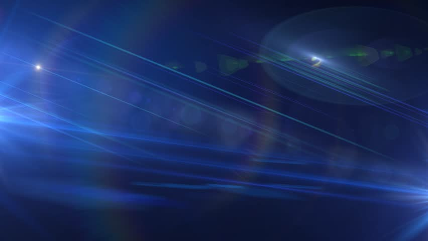 Blue Lens Flares Abstract Motion Backgrounds | Shutterstock HD Video #7118413