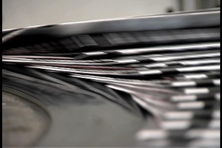 Printing process detail