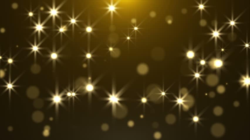 Star golden jumping | Shutterstock HD Video #7197874