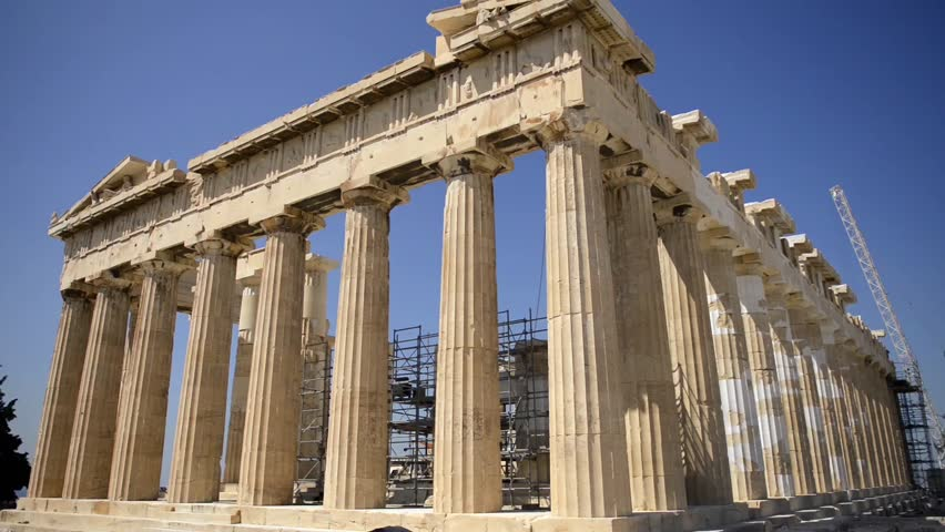 Acropolis And Parthenon Related