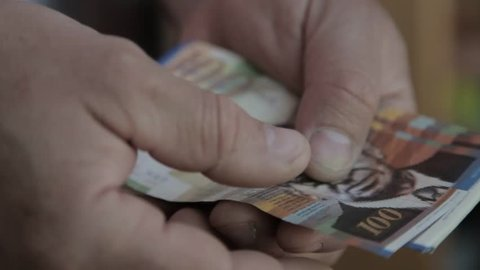 recount of money shekel