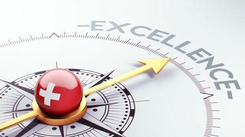 Switzerland High Resolution Excellence Concept