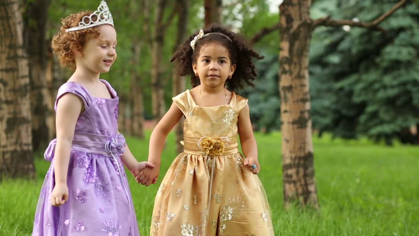 Image result for two little girls in blue