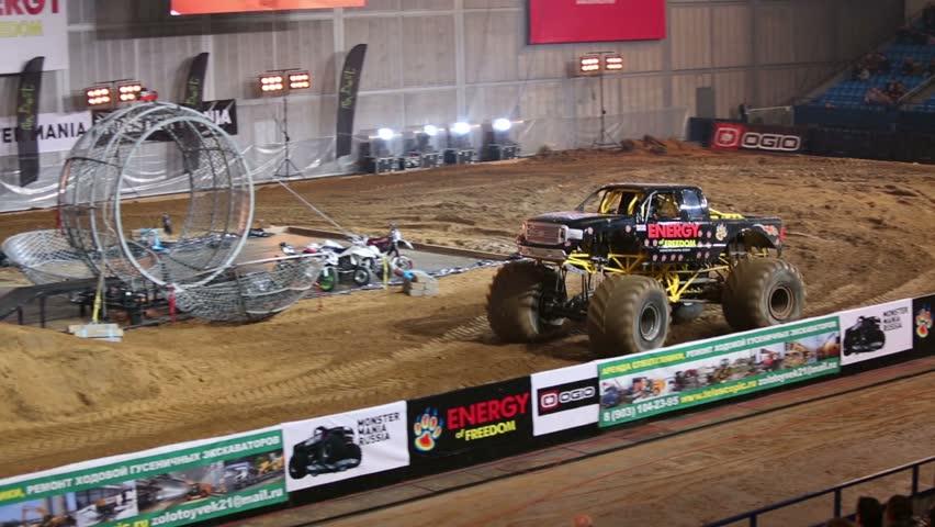Monster Truck Stock Footage Video Shutterstock