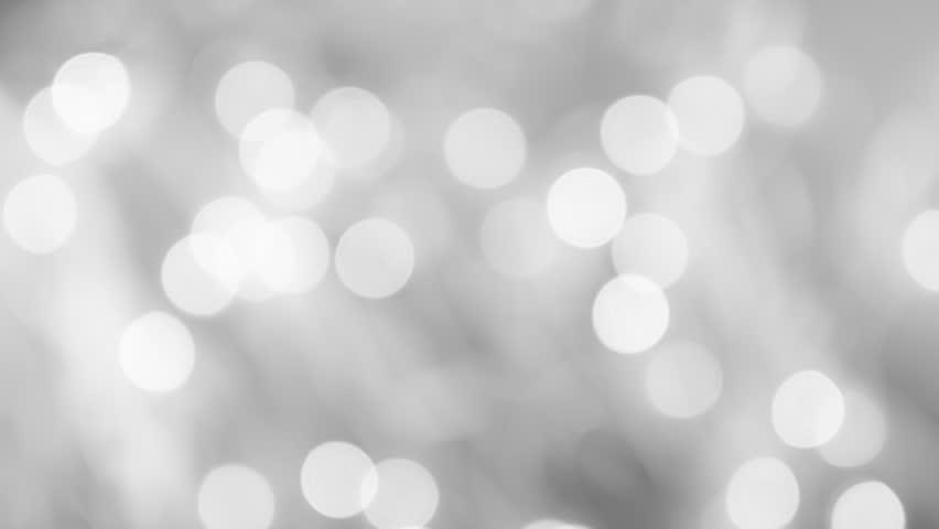white christmas decorative defocused lights 1080p hd footage decorative christmas sparkling white dot lights 1920x1080 fullhd video stock footage video - Christmas White Lights
