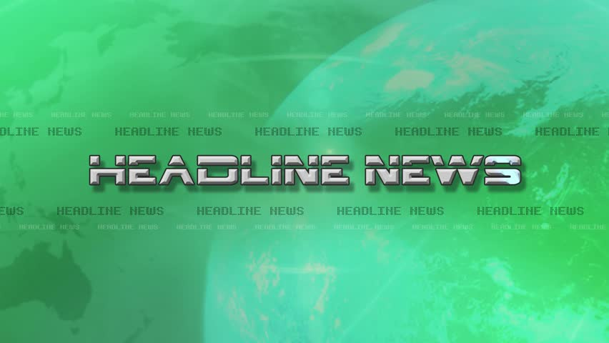 4k high res bumper animation of headline news lens flare flying lens flare flying text with a light globe rotating map and text scrolling background virtual set lights abstract background source after effects stock sciox Gallery