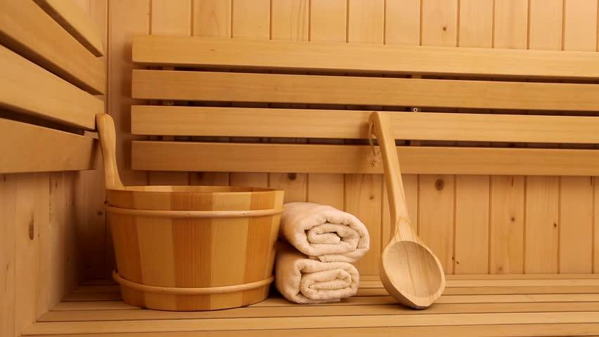 Sauna relaxe