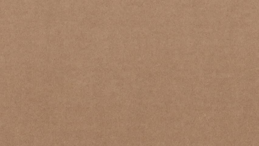 Stock Video Of Brown Paper Texture 5 Second Loop