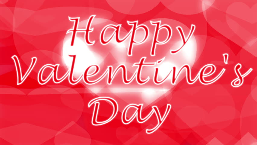 Valentine\'s Day Hearts Of Love Stock Footage Video 1771472 ...
