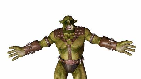 ogre war furious
