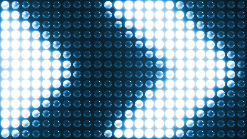Flashing lights on a background. Seamless loop animation. Blue color. Other color in my profile. | Shutterstock HD Video #8451454