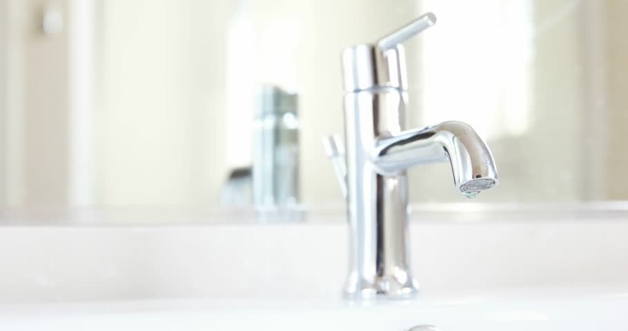 Dripping Faucet, Modern Stock Footage Video (2018) 8455474 ...
