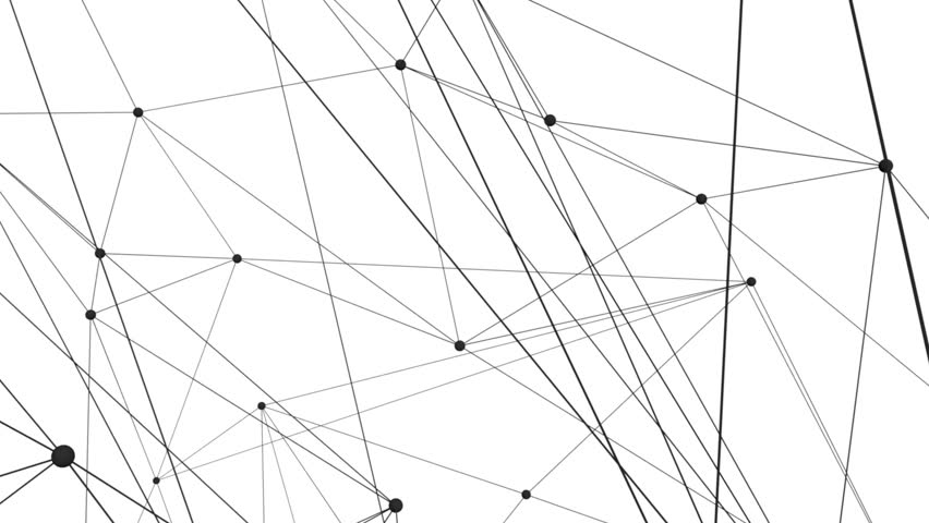 Connection structure , 3d animation abstract background   Shutterstock HD Video #8515468