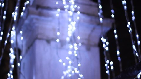 Christmas lightsin the city. Find similar in our portfolio.