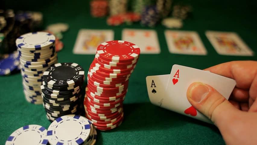 расчеты для удачной игры в покер