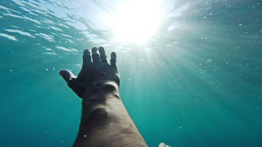 Header of drown