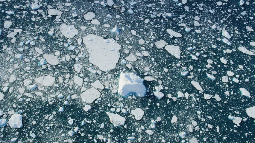 Aerial Greenland Climate change floating glacial ice mass frozen water ocean natural physical glacier travel tourism RED EPIC   Shutterstock HD Video #8659354