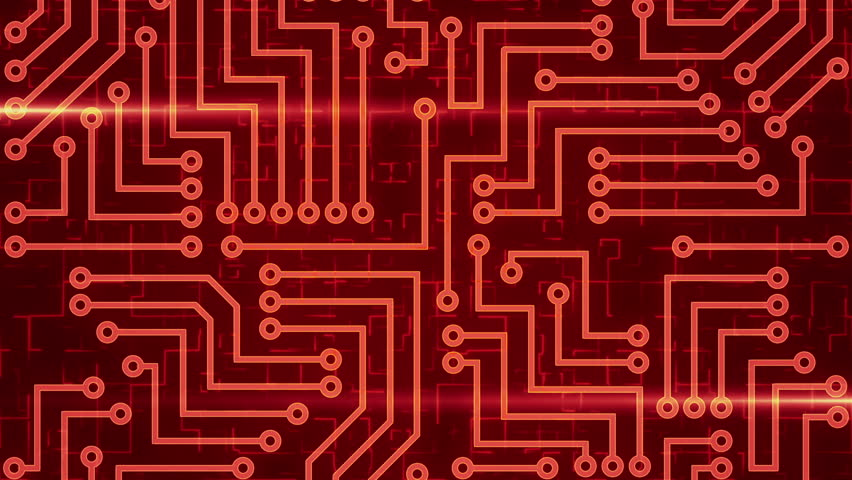 circuit board hi tech computer generated stock footage video 100 royalty free 8667484 shutterstock