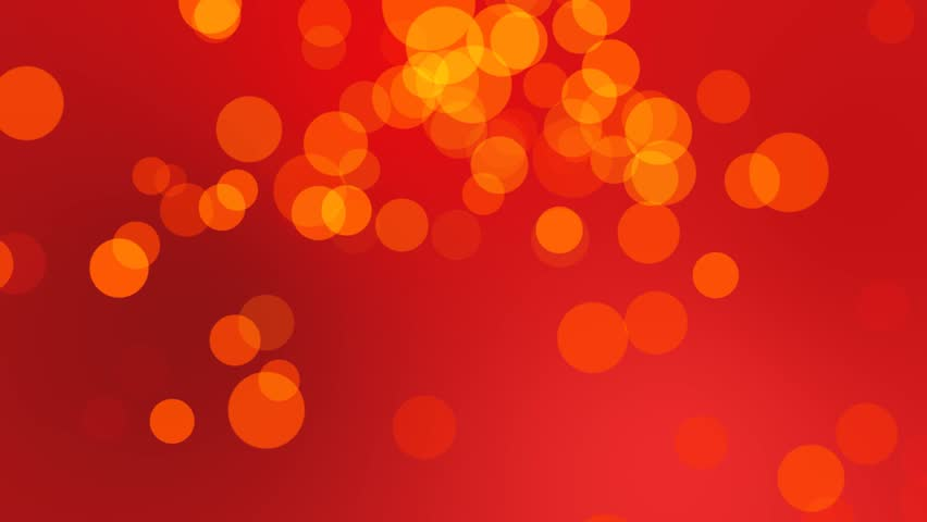 4k Bokeh Red and Orange Stock Footage Video (100% Royalty-free) 8676784 |  Shutterstock