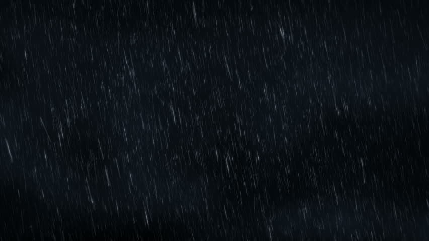 Heavy rain falling in front of the camera. Photo realistic CGI element with motion blur. Second part of the video contains an alpha channel. Produced in 4K.