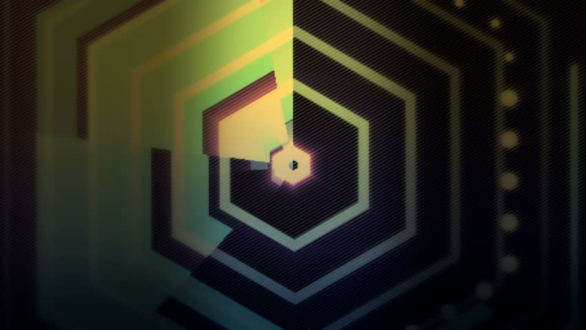 Polygon shape   Shutterstock HD Video #8778484