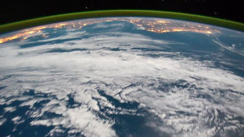 Created with Public Domain images from Nasa that have been color corrected, de-noised and edited into a time lapse sequence. Ready for use in any production.