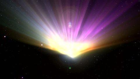 Aura Spiral Galaxy ( Special Series )