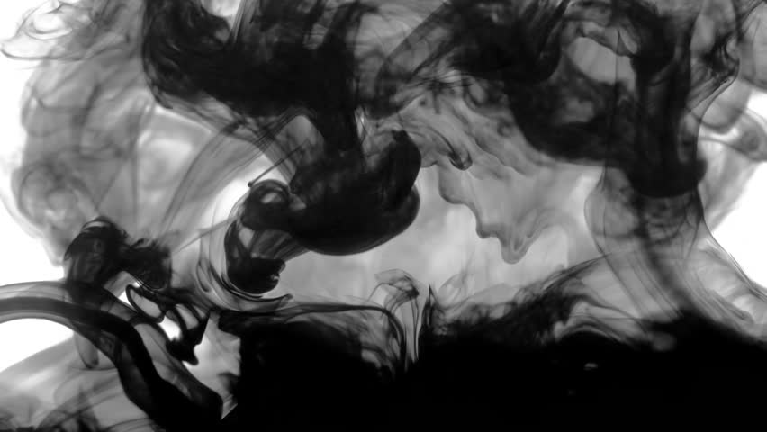 Stock video of black ink blurs in a clear 25097030 shutterstock