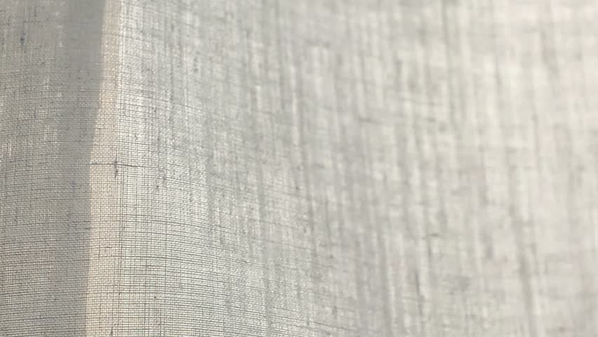 White linen cloth on the wind | Shutterstock HD Video #9643991
