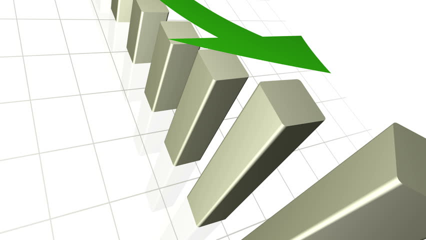 4k Animated profit chart of business progress success , uhd stock video | Shutterstock HD Video #9681854