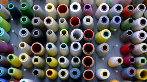 Manufacture industrial textile - spinning