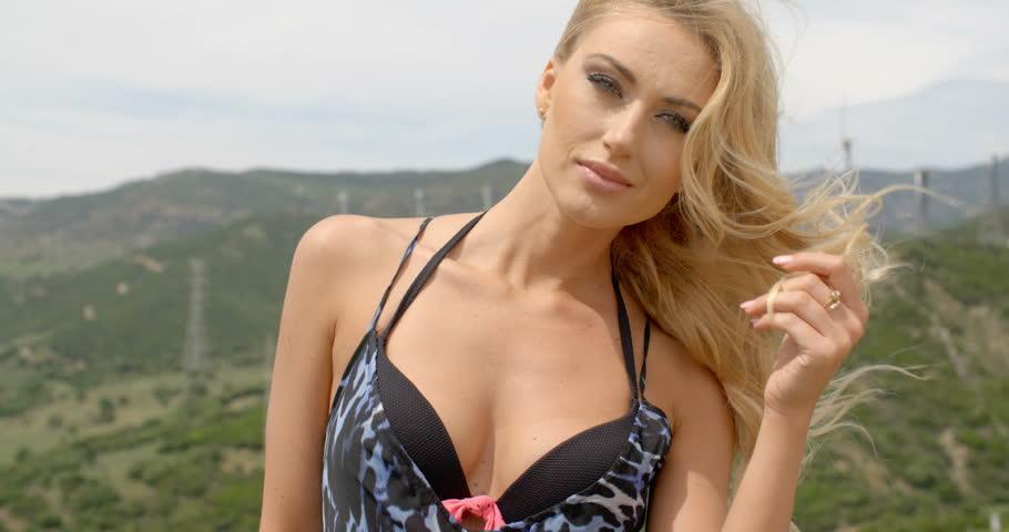 Opinion, blond bikini videos recommend