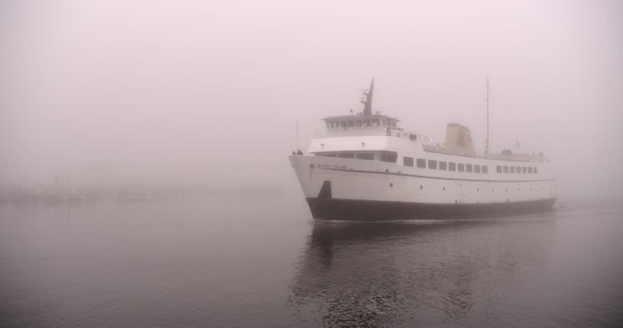 Car Ferry To Rhode Island